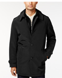 Kenneth Cole New York Raven Slim Fit Raincoat