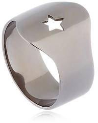 Carolina Bucci Star Cutout Shield Ring
