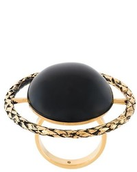 Saint Laurent Large Circular Ring