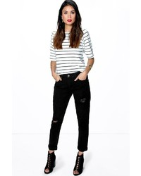Boohoo Helena Mom Jeans