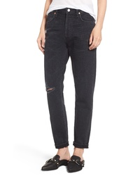 Citizens of Humanity Liya High Waist Slim Boyfriend Jeans