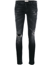 Faith Connexion Distressed Skinny Jeans