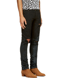 Skinny Fit Jeans Saint Laurent 2018 New Online Clearance Extremely nIq5MpJAQ8