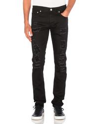 Alexander McQueen Destroyed Jeans