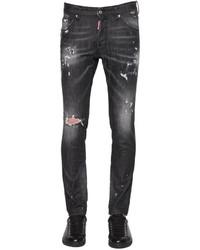 DSQUARED2 165cm Cool Guy Destroyed Denim Jeans