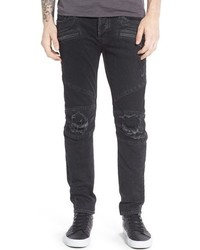 Jeans blinder skinny fit moto jeans medium 702577