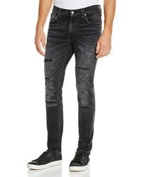 los angeles yksityiskohtaisesti Viimeisin Men's Black Ripped Jeans by Nudie Jeans | Men's Fashion ...