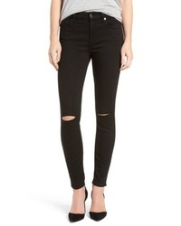 7 For All Mankind B Ankle Skinny Jeans
