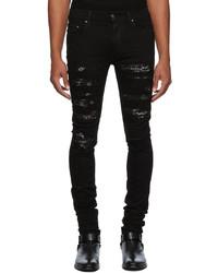 Amiri Bandana Thrasher Jeans