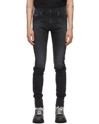 Diesel Black D Istort 069sb Jeans