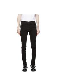 Diesel Black D Strukt Jeans