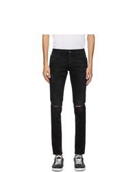 Dolce and Gabbana Black Slim Jeans