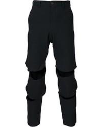 Comme des Garcons Comme Des Garons Homme Plus Ripped Skinny Jeans