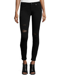 Paige Denim Verdugo Ultra Skinny Jeans Black
