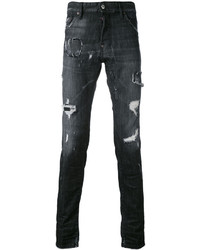 Distressed skinny jeans medium 3762362