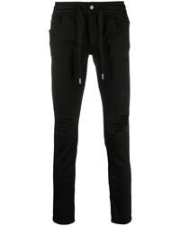 Dolce & Gabbana Drawstring Skinny Fit Jeans