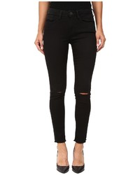 Etienne Marcel Em7360 Skinny Frayed Bottom Ripped Knee