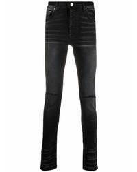 Amiri Faded Effect Skinny Jeans