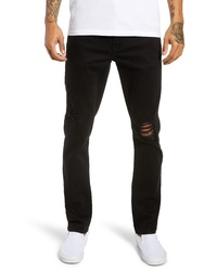 BLANKNYC Horatio Distressed Skinny Fit Jeans