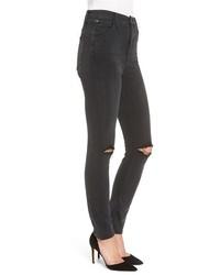 Joe's Jeans Joes Flawless Bella Ripped High Waist Skinny Jeans