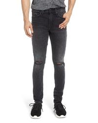 Silver Jeans Co. Kenaston Ripped Skinny Jeans