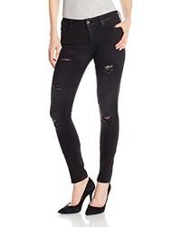 Mavi Jeans Mavi Adriana Mid Rise Super Skinny Jean