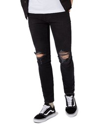 Ripped skinny fit jeans medium 3750841