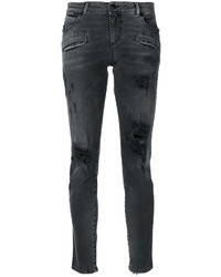 Ripped skinny jeans medium 4471437