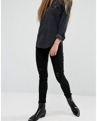 Rock & Religion Neve Ripped Skinny Jeans