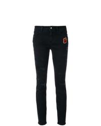Dolce & Gabbana Sacred Heart Skinny Jeans