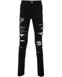 Amiri Snake Patch Jeans