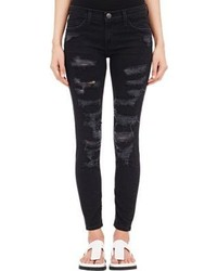 Current/Elliott The Stiletto Jeans Black