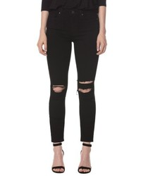 Paige Transcend Hoxton Skinny Ankle Jeans