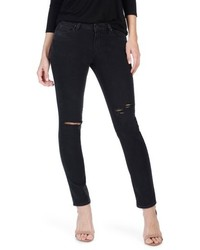Transcend verdugo ripped ankle skinny jeans medium 4984656