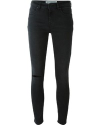Victoria Victoria Beckham Ripped Skinny Jeans
