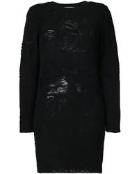 IRO Distressed Sweater Dress