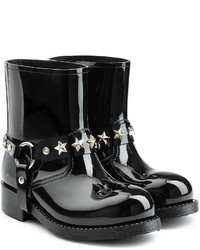 RED Valentino Red Valentino Shiny Rubber Boots