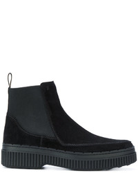 Tod's Ridged Ankle Boots