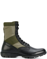 Diesel Panelled Boots