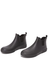 Tretorn Rubber Gus Pull On Boots, $100 | East Dane
