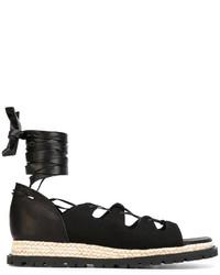 Lace up gladiator sandlas medium 3676937