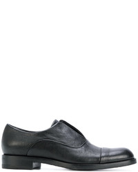 John Varvatos Open Front Loafers