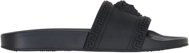423c3b16e3b ... Versace 3d Medusa Slide Sandals ...