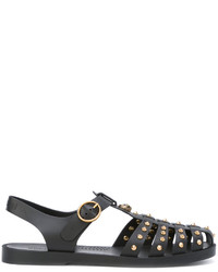 Gucci Buckle Strap Sandals