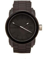 Diesel Double Down Silicone Dz1437 44mm Watch