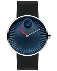 Edge rubber strap watch 40mm medium 600132