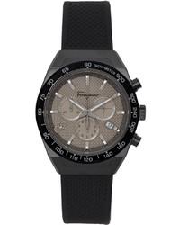 Salvatore Ferragamo Grey Slx Watch