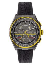 Missoni M331 Chronograph Rubber Watch