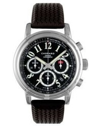 Chopard Mille Miglia Chronograph Stainless Steel Rubber Strap Watch