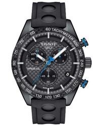 Prs516 chronograph rubber strap watch 42mm medium 3681689